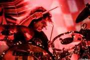 Bob Pantella, baterista de Monster Magnet (Santana 27, Bilbao, 2018)