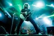 Phil Caivano, guitarrista de Monster Magnet (Santana 27, Bilbao, 2018)