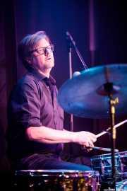 Frederik Van den Berghe, baterista de Jake La Botz (Kafe Antzokia, Bilbao, 2018)