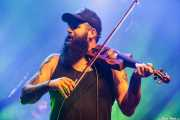 Goiatz Dutto, violinista invitado de Mud Candies (Kafe Antzokia, Bilbao, 2018)