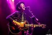 Pokey LaFarge, cantante y guitarrista de Pokey LaFarge (Kafe Antzokia, Bilbao, 2018)