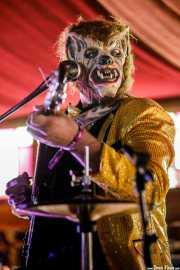 Hombre Lobo Internacional, one man band (Azkena Rock Festival, Vitoria-Gasteiz, 2018)