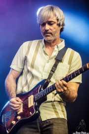 Miguel Moyano, guitarrista y teclista de Gari & Maldanbera (Music Legends Fest, Sondika, 2018)
