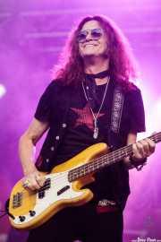 Glenn Hughes, cantante y guitarrista de Glenn Hughes & Band (Music Legends Fest, Sondika, 2018)