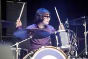 Conrado Martín, baterista de Cooper (Bilbao BBK Live, Bilbao, 2018)