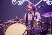 Richard Danielson, baterista de Vintage Trouble (Los Conciertos de La Campa, Santander, 2018)
