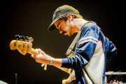 Joe Russo, bajista de Rolling Blackouts Coastal Fever (BIME festival, Barakaldo, 2018)