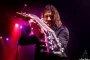 """""""Metal"""" Marty Chandler, guitarrista de Supersuckers (Kafe Antzokia, Bilbao, 2018)"""