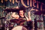 John Fred Young, baterista de Black Stone Cherry (Santana 27, Bilbao, 2018)