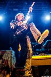 Ben Wells, guitarrista de Black Stone Cherry (Santana 27, Bilbao, 2018)