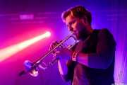 Yevhen Riechkalov, trompetista de Corizonas (Palacio Euskaduna Jauregia, Bilbao, 2018)
