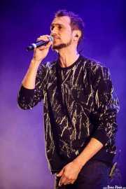 Rodrigo Mercado, cantante (Bilbao Exhibition Centre (BEC), Barakaldo, 2018)