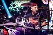 Mariano Montero, baterista de Rosendo (Bilbao Exhibition Centre (BEC), Barakaldo, 2018)
