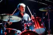Fosy, baterista de Señor No (Rock&Rolla, Berango, 2018)