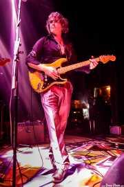 """Iñigo Azazeta """"Anti"""", guitarrista de Sumisión City Blues (Rock&Rolla, Berango, 2018)"""