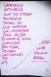 Setlist de Las Munjitas del Fuzz (Santana 27, Bilbao, 2018)