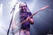 Sor Félix, bajista  de Las Munjitas del Fuzz (Santana 27, Bilbao, 2018)