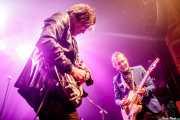 Charlie Sexton -voz y guitarra- y Chuck Prophet -voz y guitarra- de Chuck Prophet & Charlie Sexton And The East River Truckers (Kafe Antzokia, Bilbao, 2019)