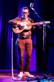 Micah P. Hinson, cantante y guitarrista (Kafe Antzokia, Bilbao, 2019)