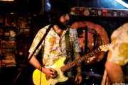 Igor Peralta, guitarrista de Dead Sequoia (El Tubo, Barakaldo, 2019)
