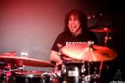 David Marín, baterista de Sumisión City Blues (Mendigo, Barakaldo, 2019)