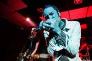 Luiyi Costa -guitarra- y Kurt Baker -voz- de Bullet Proof Lovers