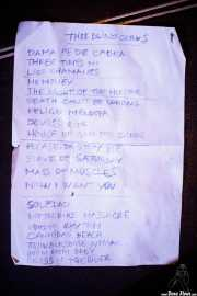 Setlist de Thee Blind Crows (Hika Ateneo, Bilbao, 2019)