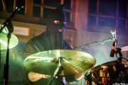 Hot Link, baterista de Blind Rage and Violence (Azkena Rock Festival, Vitoria-Gasteiz, 2019)
