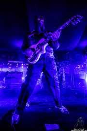 Blind Rage, guitarrista y cantante de Blind Rage and Violence (Azkena Rock Festival, Vitoria-Gasteiz, 2019)