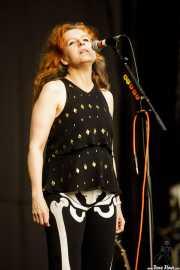 Neko Case, cantante y guitarrista (Azkena Rock Festival, Vitoria-Gasteiz, 2019)