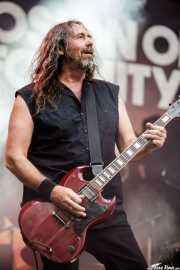 Woodroe Weatherman, guitarrista de Corrosion of Conformity (Azkena Rock Festival, Vitoria-Gasteiz, 2019)