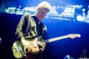 Nels Cline, guitarrista de Wilco (Azkena Rock Festival, Vitoria-Gasteiz, 2019)