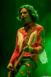 Henri Cash, guitarrista de Starcrawler (Azkena Rock Festival, Vitoria-Gasteiz, 2019)