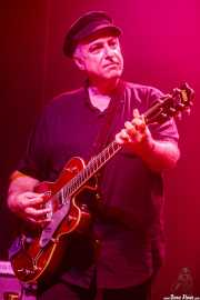 Gregg Kostelich, guitarrista de The Cynics (Kafe Antzokia, Bilbao, 2019)
