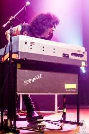 Nico Secondini, organista en gira de The Fuzztones (Kafe Antzokia, Bilbao, 2019)