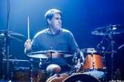 Bob D'Amico, baterista de Sebadoh (Kafe Antzokia, Bilbao, 2019)