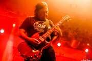 Tim Sult, guitarrista de Clutch (Santana 27, Bilbao, 2019)