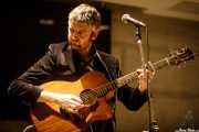 Dan Wilson, cantante y guitarrista de Dan Wilson & The Counterfactuals (Colegio de Abogados, Bilbao, 2020)
