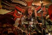 Bob Pantella, baterista de Monster Magnet (Zentral, Iruña / Pamplona, 2020)