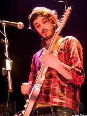 David Sánchez Damián, cantante, guitarrista de Maha (Bilborock, Bilbao, 2004)