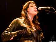 Nadia Barkate, cantante de Maha (Bilborock, Bilbao, 2004)