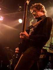 John Stirratt, bajista de Wilco (Azkena Gasteiz, Vitoria-Gasteiz, 2005)