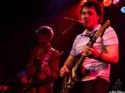 Nels Cline -guitarrista- y Jeff Tweedy -voz y guitarra- de Wilco (Azkena Gasteiz, Vitoria-Gasteiz, 2005)