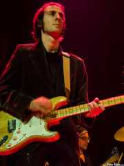 Juan Escribano -guitarra- y Bruno Zumárraga -batería- de Standard, Bilborock, Bilbao. 2005