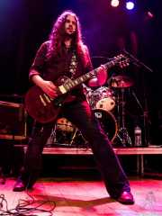 Daniel Triñanes, guitarrista de The Soulbreaker Company (Bilborock, Bilbao, 2005)