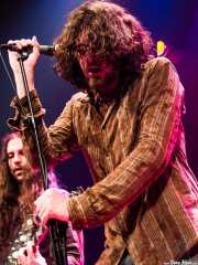 Jony Moreno -voz- y Asier Fernández -guitarra- de The Soulbreaker Company (Bilborock, Bilbao, 2005)