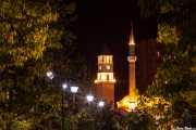 Xhamia e Et'hem Beut & Clocks' Museum, Tirana, Albania