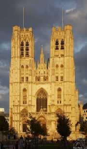 Catedral de Bruselas (Bélgica)