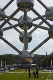 Atomium, Bruselas (Bélgica)