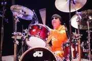 Bernar, baterista de HT Fuse (Bilborock, Bilbao, 2007)